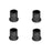 "4 Pack Rotary 8654 Hitch Bushing Fits Velke VHITCHBUSH 1/2"" x 3/4"""