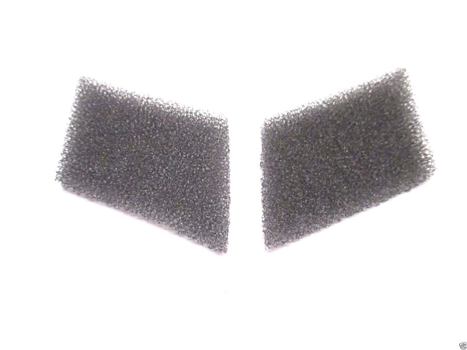 2 Pack Genuine Homelite 900952011 Foam Air Filter Fits UT33600 UT33650 Ryobi OEM