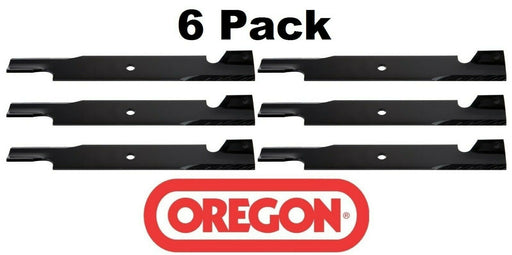 6 Pack Oregon 94-053 Mower Blade Fits Ferris 5101756S