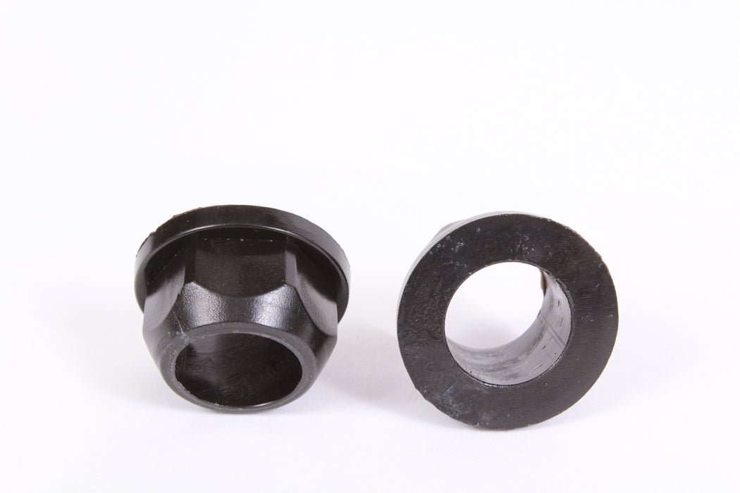 2 Pack Laser 95051 Nylon King Pin Bushing Fits MTD 741-0225 941-0225