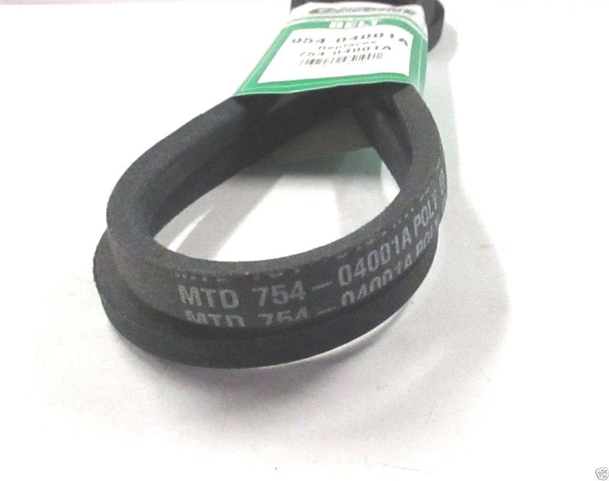 Genuine MTD 954-04001A Variable Speed Drive Belt Fits Cub Cadet Troy-Bilt Bolens