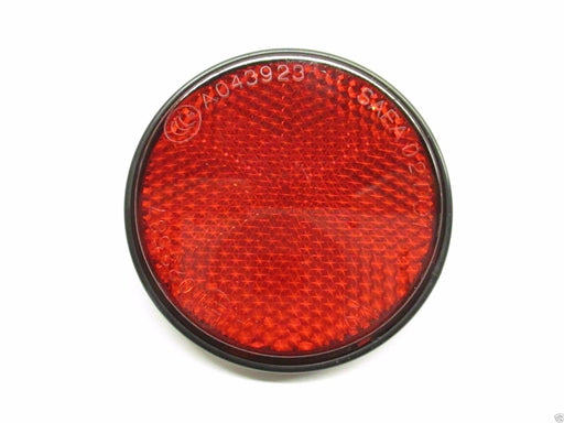 Genuine Baja 987919001 Rear Round Reflector Red Replaces MB200-193 OEM