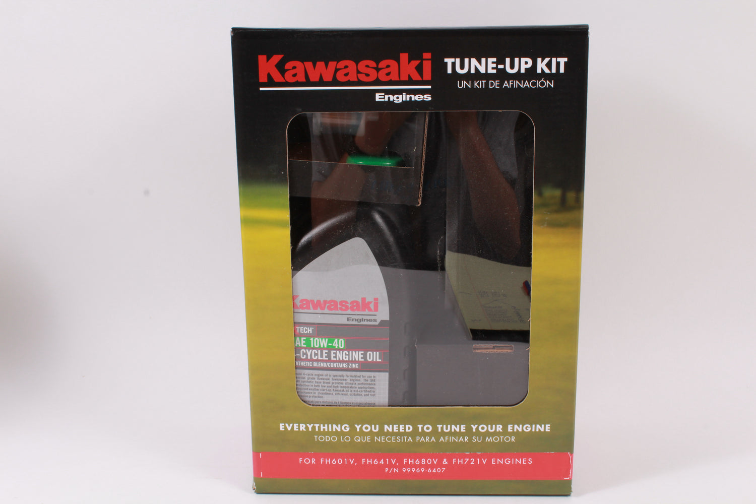 Genuine Kawasaki 99969-6407 Tune Up Kit Fits FH601V FH641V FH680V FH721V OEM