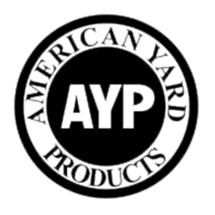 "Genuine AYP 407773X427 High Rear Wheel 12"" Fits Husqvarna Sears Poulan"