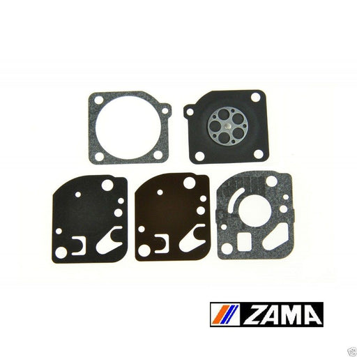Genuine Zama GND-17 Carburetor Gasket & Diaphragm Kit Fits C1U C1Q GND17 OEM