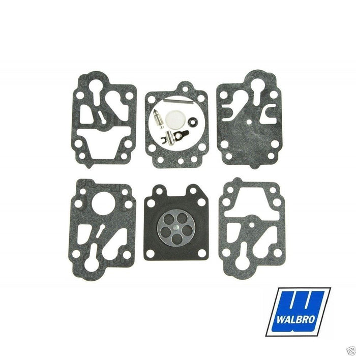 Genuine Walbro K10-WYB Carburetor Repair Rebuild Kit Fits WYB Series OEM