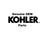2 Pack Genuine Kohler 25-050-07-S Fuel Filter 75 Micron OEM