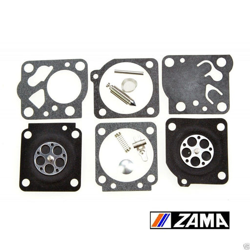 Genuine Zama RB-1 Carburetor Repair Rebuild Kit RB1 Fits McCulloch C1-M2B