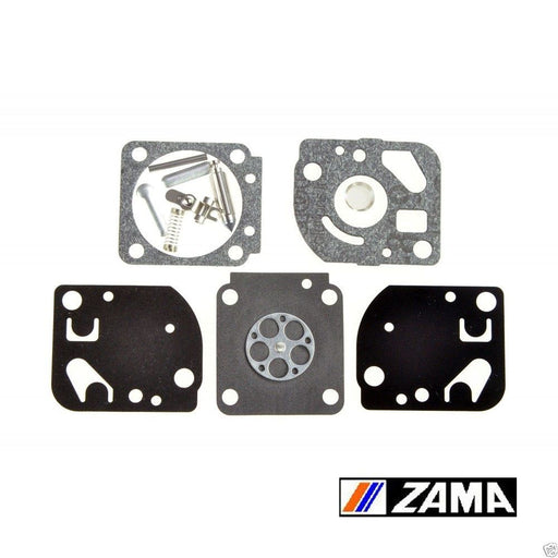 Genuine Zama RB-20 Carburetor Repair Rebuild Kit Fits C1U-H C1U Homelite