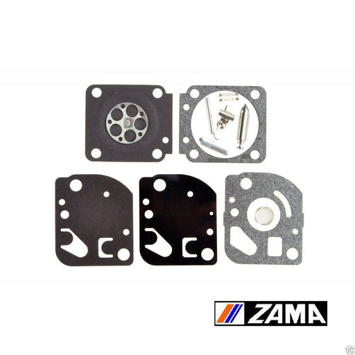 Genuine Zama RB-23 Carburetor Repair Rebuild Kit Fits C1U-K17 C1U-K27A B C Echo