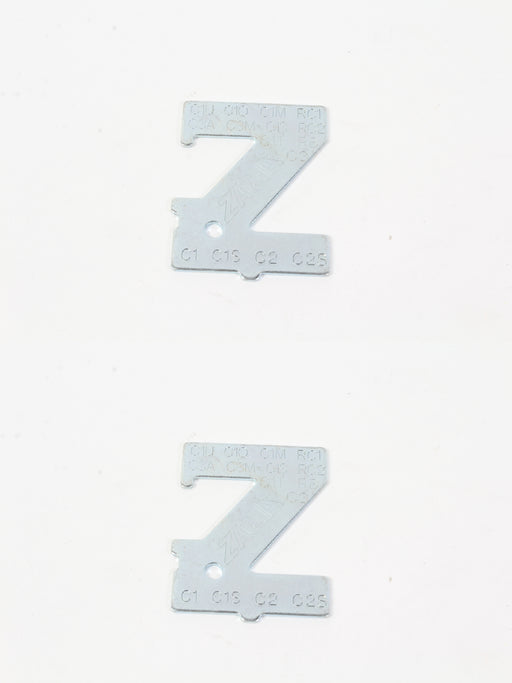 2 Pack Genuine Zama ZT-1 Metering Lever Adjustment Tool OEM