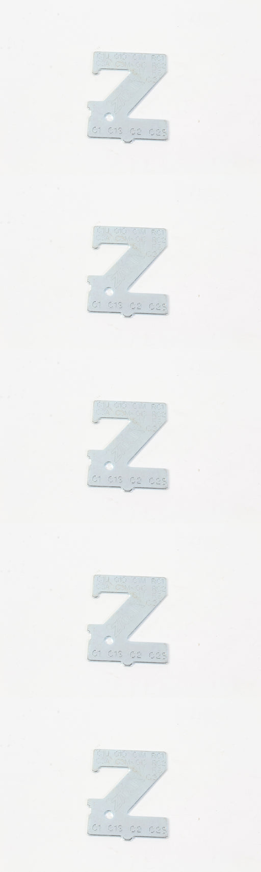 5 Pack Genuine Zama ZT-1 Metering Lever Adjustment Tool OEM