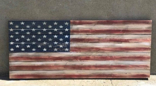 Rustic Wooden American Flag,Wooden American Flag,  Vintage Flag, Rustic, Rustic Flag, United States Flag, US Flag, Stars and Strips