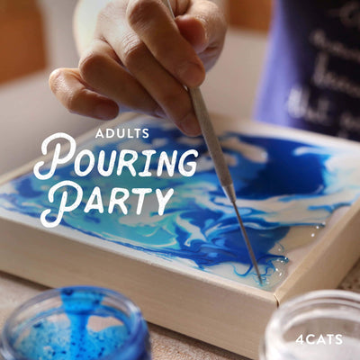 4Cats Adult Painting Party