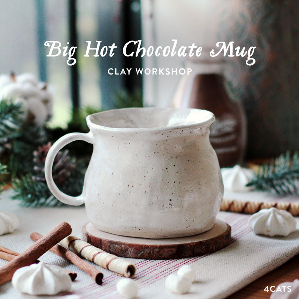 Big Hot Chocolate Mug