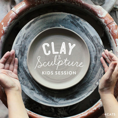 Winter Clay & Sculpture Class