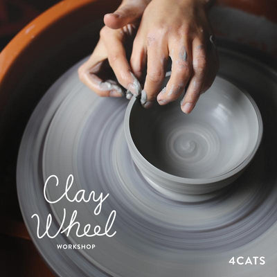 4Cats Clay Wheel Workshop