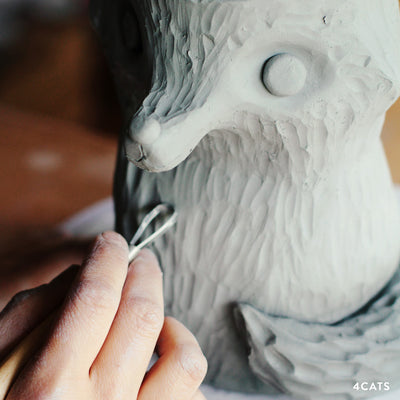 Clay & Sculpture Class | Sept to Nov Session