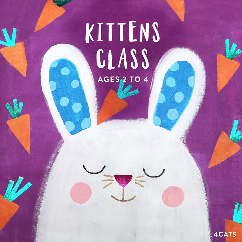 Kittens Class | May to June Session