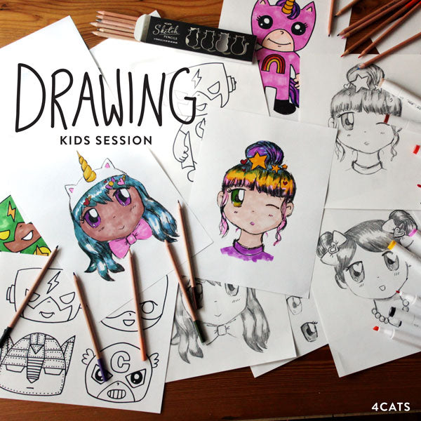 Winter Drawing Class