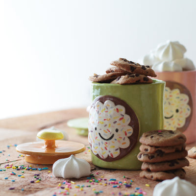 Mini Cookie Jar