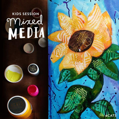Mixed Media Class | May to June Session