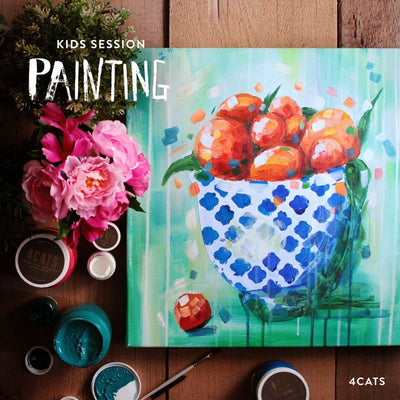 Painting Class | May to June Session
