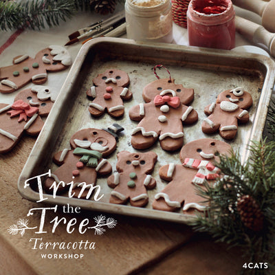 Trim The Tree⁠—Terracotta