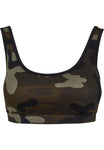 Ladies woodcamo bh