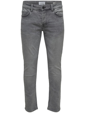 Performance Jeans Grey