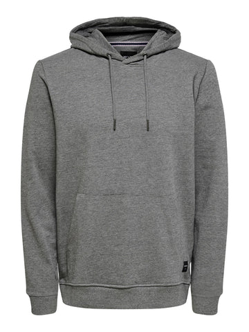 Winston sweat medium grey