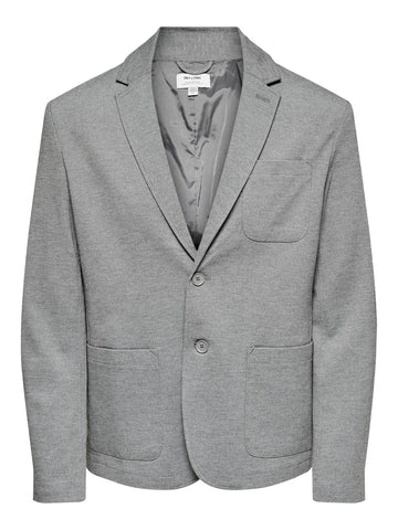 Performance Blazer grå