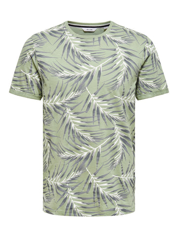 Siason slim Seagrass T-shirt