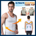 Ultimate Sculpting Tank Top (Men)