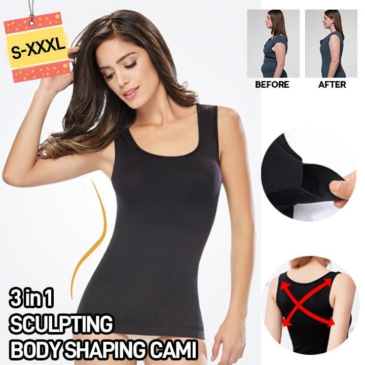 3 in 1 Sculpting Body Shaping Cami