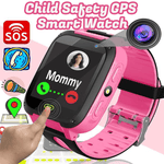 Child Safety GPS Smart Watch