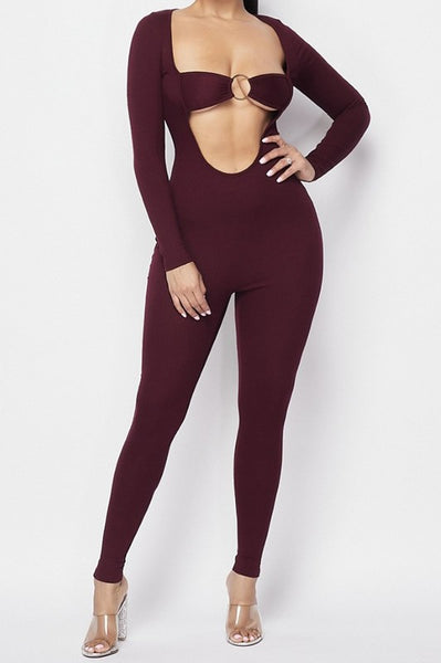 KEY RING JUMPSUIT