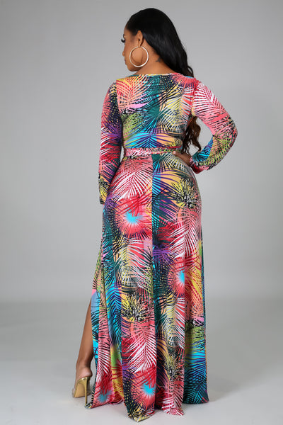 BURANO ISLAND MAXI (SIZES REG-PLUS)