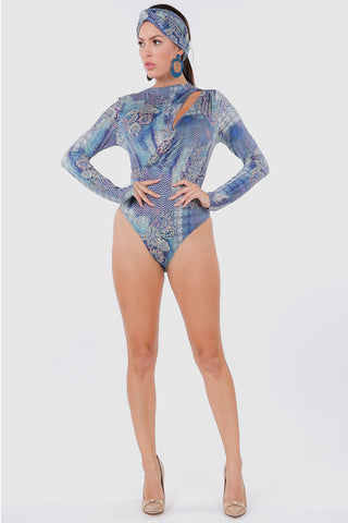 THE PAISLEY BODYSUIT