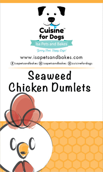 Seaweed Chicken Drumlets