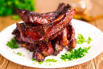 Honey Glazed Prime Pork Ribs