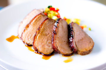 Honey Roast Duck