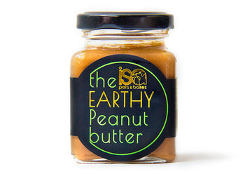 The Earthy Peanut Butter