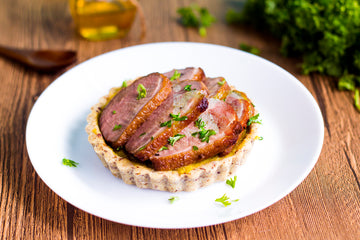 Roast Duck Tart