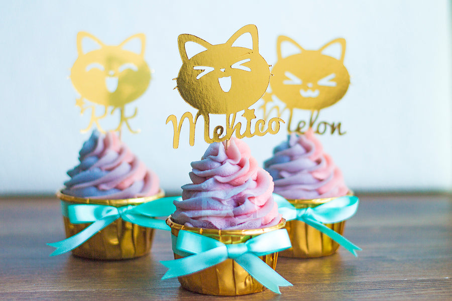Copy of Cotton Candy Pupcakes - try