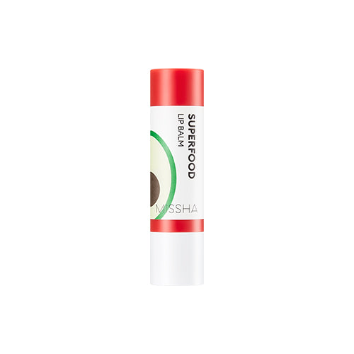 MISSHA Super Food Avocado Lip Balm 3.2g