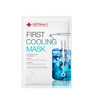Cell Fusion C First Cooling Mask - 27g - Beautihara