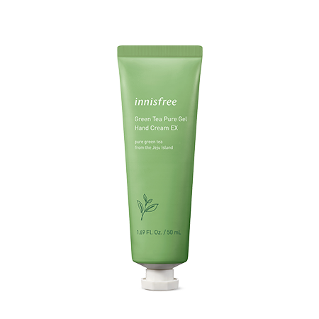 innisfree Green Tea Pure Gel Hand Cream EX 50ml