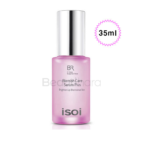 ISOI Bulgarian Rose Blemish Care Serum Plus - 15ml /35ml /70ml - Beautihara