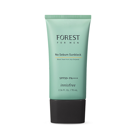 innisfree Forest For Men No Sebum Sunblock 70ml (SPF50+, PA++++)